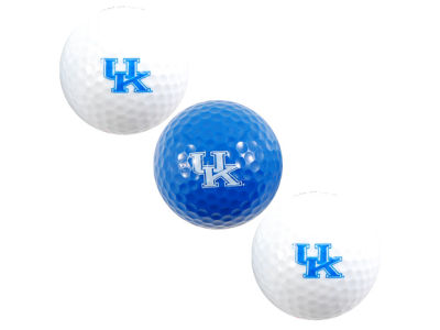 Kentucky Wildcats 3-pack Golf Ball Set