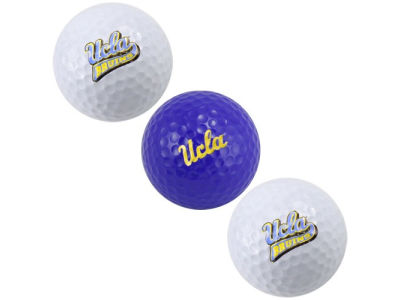 UCLA Bruins 3-pack Golf Ball Set