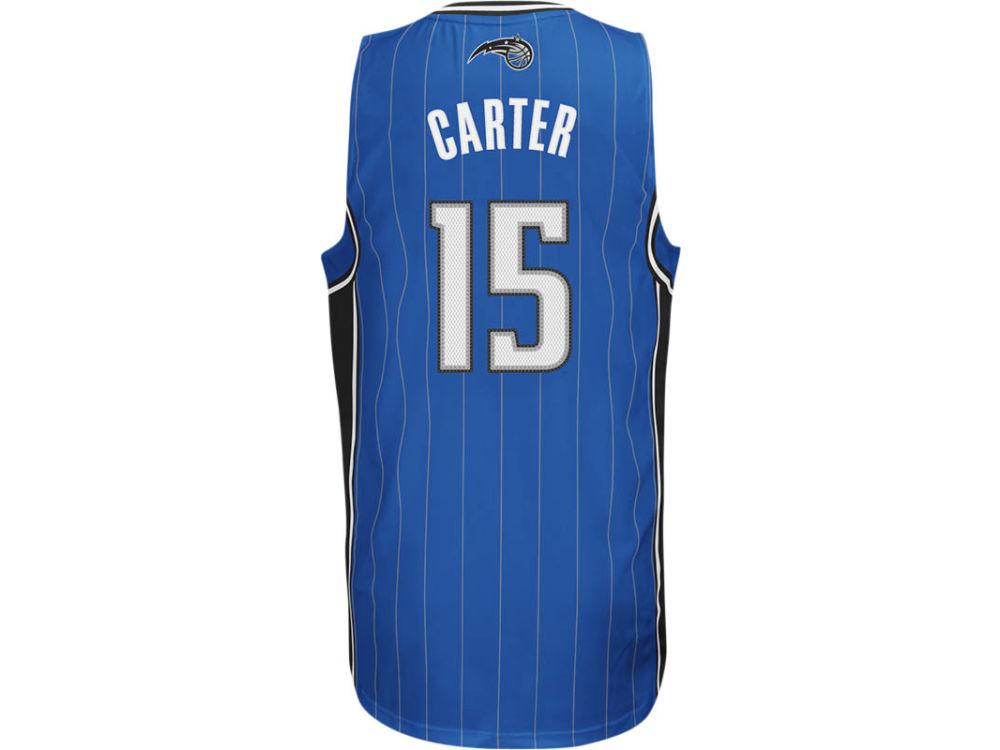 c37a7af06 Orlando Magic Vince Carter adidas NBA Swingman Jersey