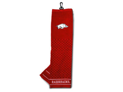 Arkansas Razorbacks Trifold Golf Towel