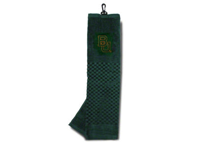 Baylor Bears Trifold Golf Towel