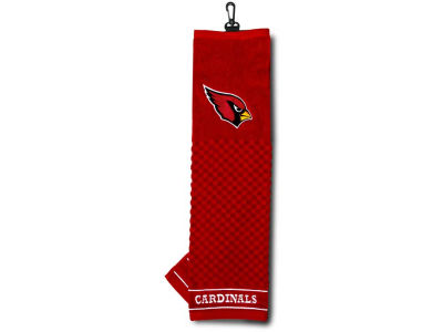 Arizona Cardinals Trifold Golf Towel