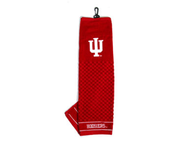 Indiana Hoosiers Trifold Golf Towel