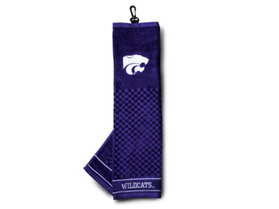 Kansas State Wildcats Trifold Golf Towel