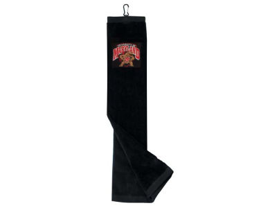Maryland Terrapins Trifold Golf Towel