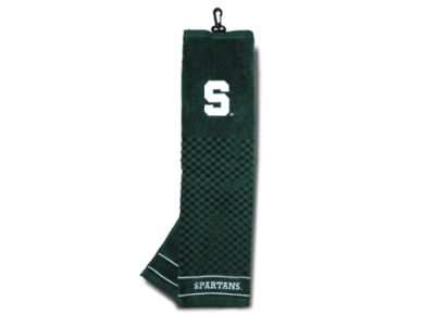 Michigan State Spartans Trifold Golf Towel