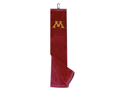 Minnesota Golden Gophers Trifold Golf Towel