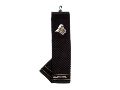 Purdue Boilermakers Trifold Golf Towel