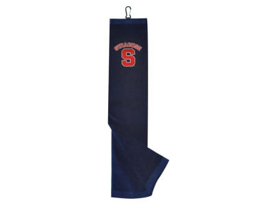 Syracuse Orange Trifold Golf Towel