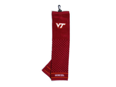 Virginia Tech Hokies Trifold Golf Towel
