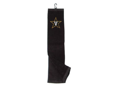 Vanderbilt Commodores Trifold Golf Towel