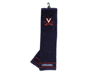 Virginia Cavaliers Trifold Golf Towel