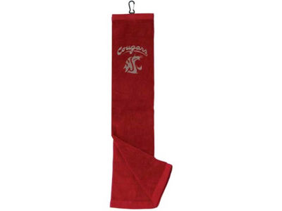 Washington State Cougars Trifold Golf Towel