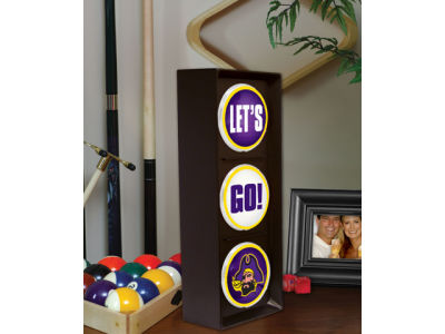 East Carolina Pirates Flashing Lets Go Light