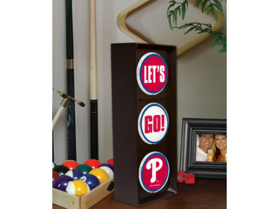 Philadelphia Phillies Flashing Lets Go Light