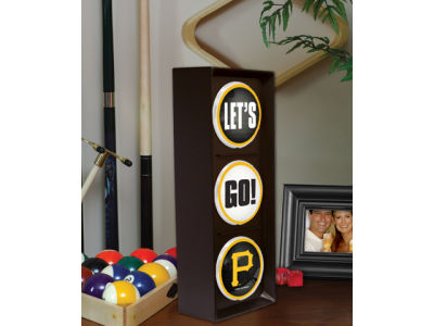 Pittsburgh Pirates Flashing Lets Go Light