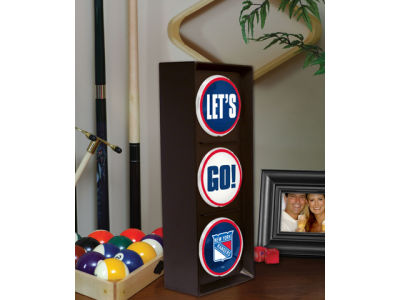 New York Rangers Flashing Lets Go Light