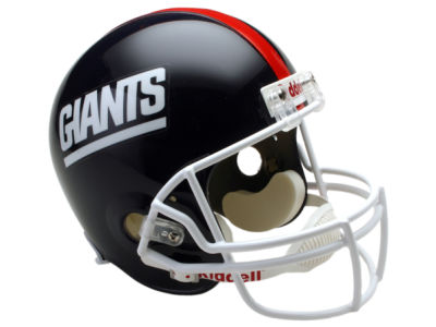 New York Giants NFL Deluxe Replica Helmet