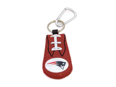 New England Patriots Game Wear Keychain