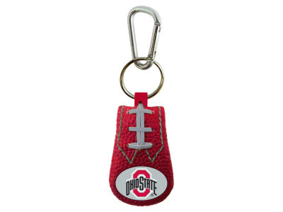 Ohio State Buckeyes Team Color Keychains