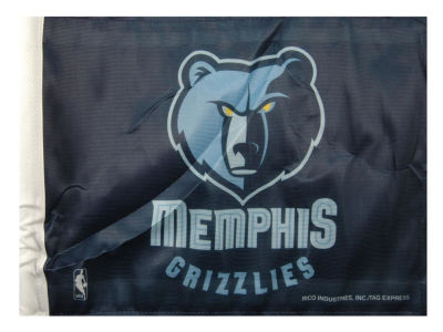 Memphis Grizzlies Car Flag