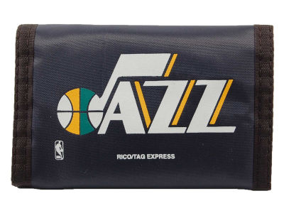 Utah Jazz Nylon Wallet