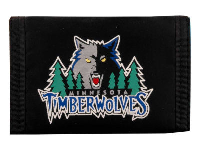 Minnesota Timberwolves Nylon Wallet