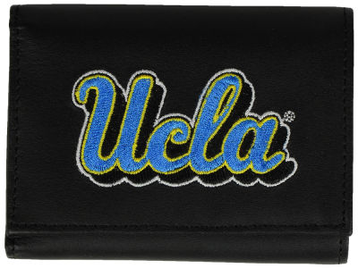 UCLA Bruins Black Bifold Wallet