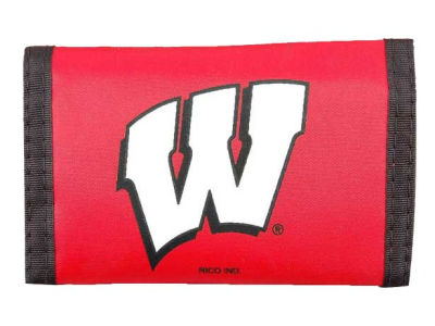 Wisconsin Badgers Nylon Wallet