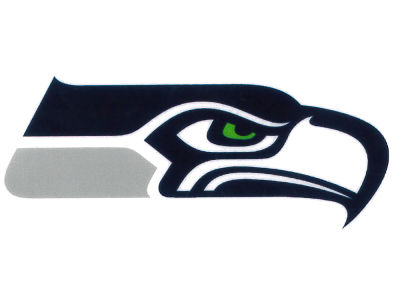 Seattle Seahawks Static Cling Decal
