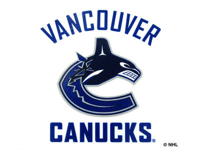 Vancouver Canucks Static Cling Decal