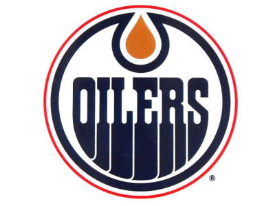 Edmonton Oilers Static Cling Decal
