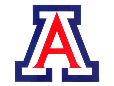 Arizona Wildcats Static Cling Decal