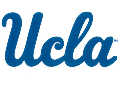 UCLA Bruins Static Cling Decal