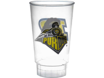 Purdue Boilermakers Single Plastic Tumbler