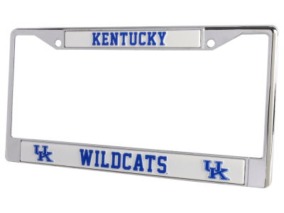 Kentucky Wildcats Rico Industries Chrome Frame
