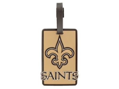 New Orleans Saints Soft Bag Tag