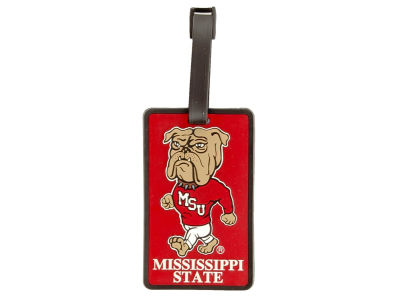 Mississippi State Bulldogs Soft Bag Tag