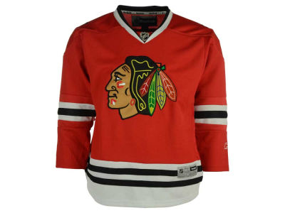 Chicago Blackhawks Reebok NHL Youth Premier Jersey CN