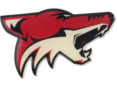 Arizona Coyotes Logo Pin