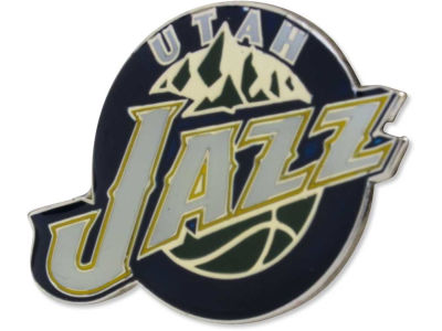 Utah Jazz Logo Pin