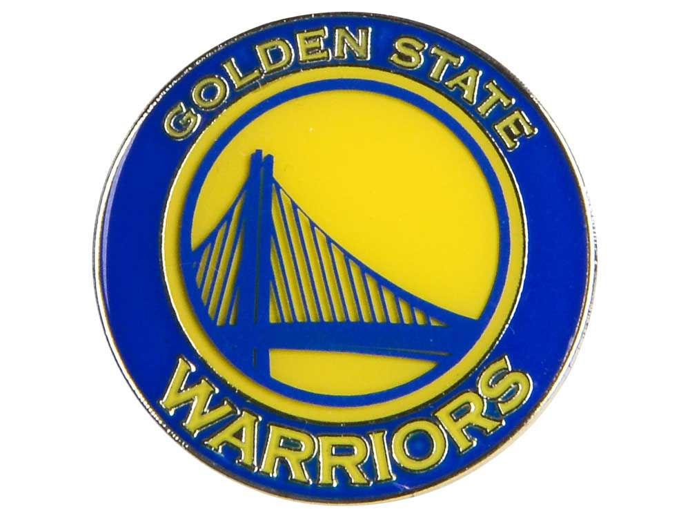 Golden State Warriors Logo Pin