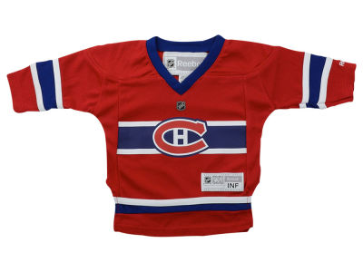 Montreal Canadiens NHL Infant Replica Jersey
