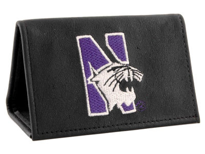 Northwestern Wildcats Trifold Wallet