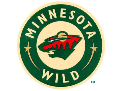 Minnesota Wild Static Cling Decal