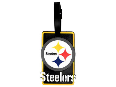 Pittsburgh Steelers Soft Bag Tag