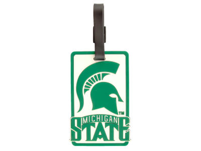 Michigan State Spartans Soft Bag Tag