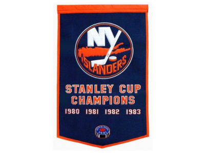New York Islanders Winning Streak Dynasty Banner