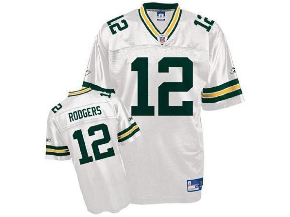 Green Bay Packers Aaron Rodgers Reebok Replica Jersey  69a92409d