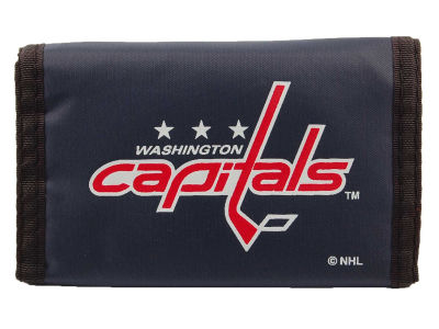 Washington Capitals Rico Industries Nylon Wallet